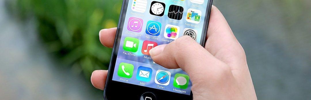 Organisez vos applications sur iPhone et iPad