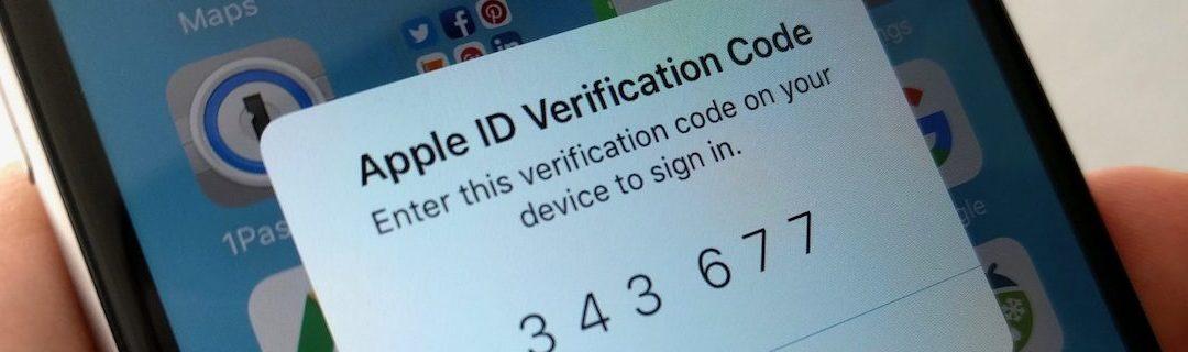 Identification à deux facteurs ?