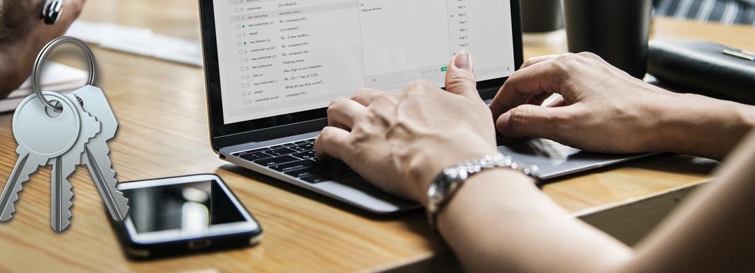 Gérer ses mots de passe sur Mac, iPhone ou iPad