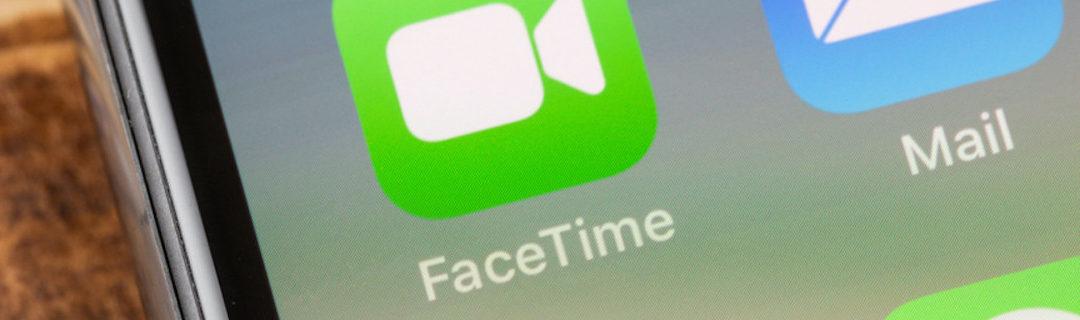 Contactez vos proches avec FaceTime !